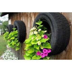 coches usados decoracion