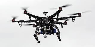Drones con autonomía de vuelo