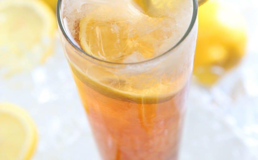 Refrescantes bebidas bajas en calorías