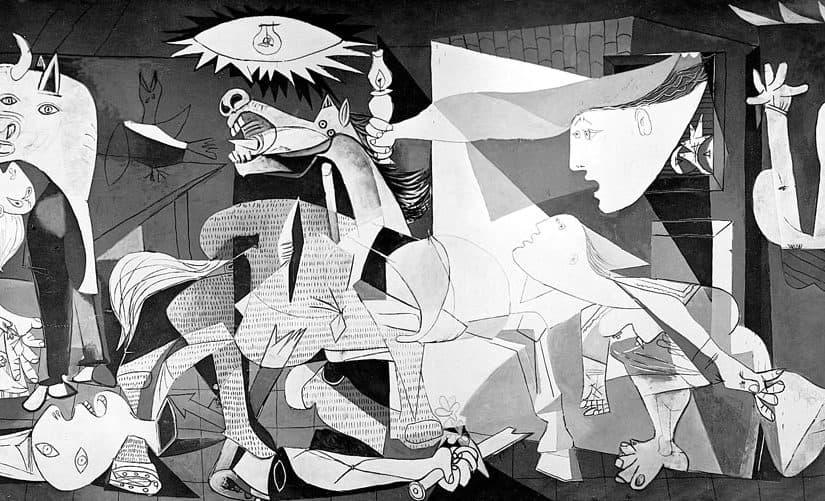 A 80 años del famosa Guernica de Picasso, el mundo lo rememora