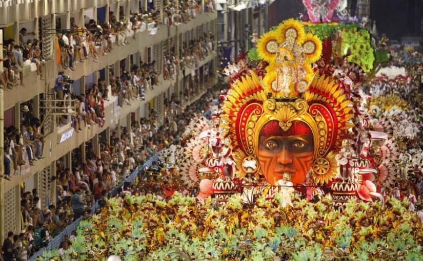 Fiestas tradicionales como parte de la cultura