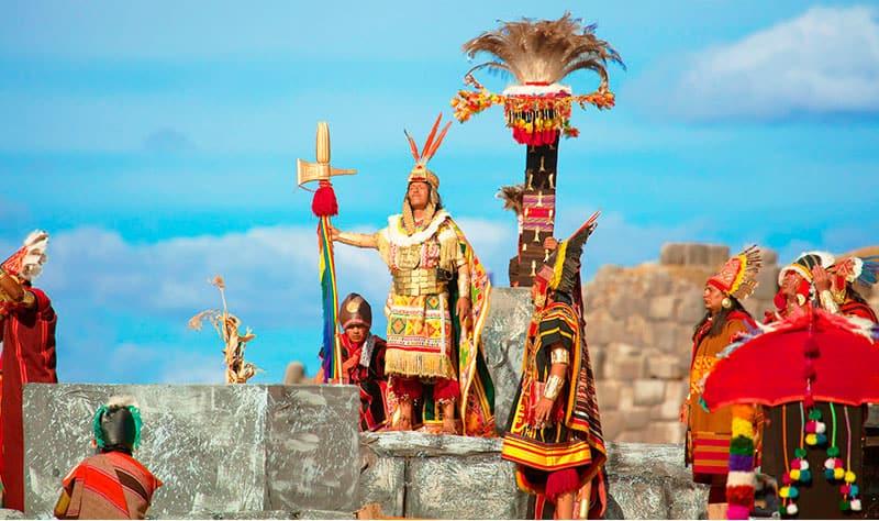 Inty Raimy, La Fiesta del Sol