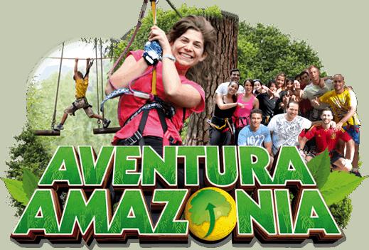 aventura amazonia