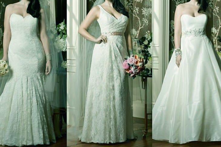 informacion sobre la industria de los vestidos de fiesta con tallas grandes