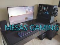 Mesas gaming para qué sirven