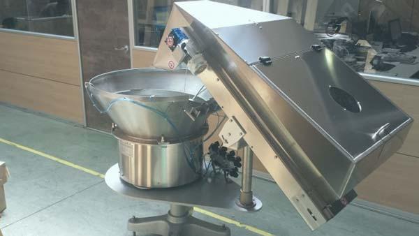 Maquinaria que facilita los procesos de fabricación